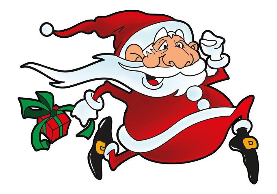 A Natale si può dare di più? Sì, il culo!