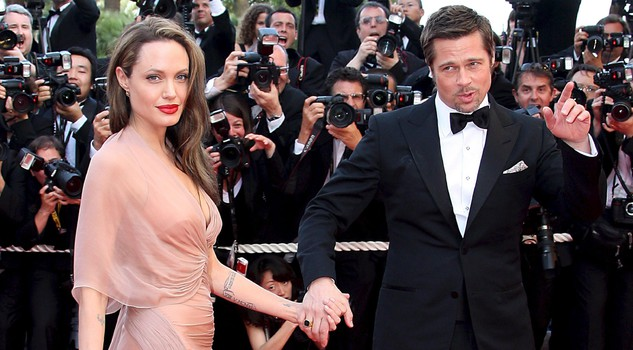 Brangelina. This is the end, my friend!