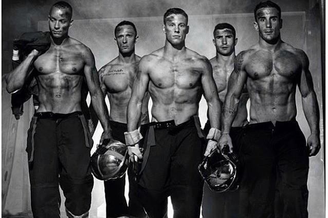 Quei bei pompieri di una volta…