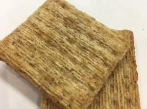 Triscuit cracker