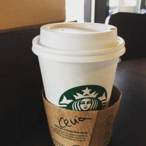 celia Starbucks