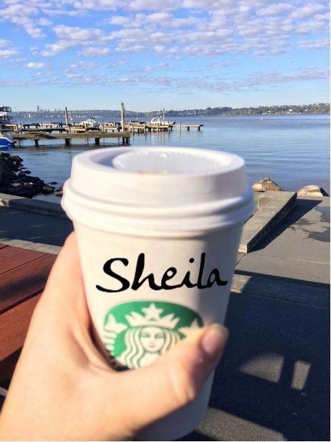 Il mio nome secondo Starbucks: #mynamebystarbucks