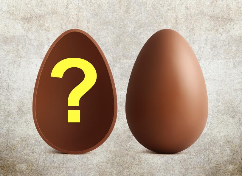 E tu, che sorpresa hai trovato nell'uovo di Pasqua?