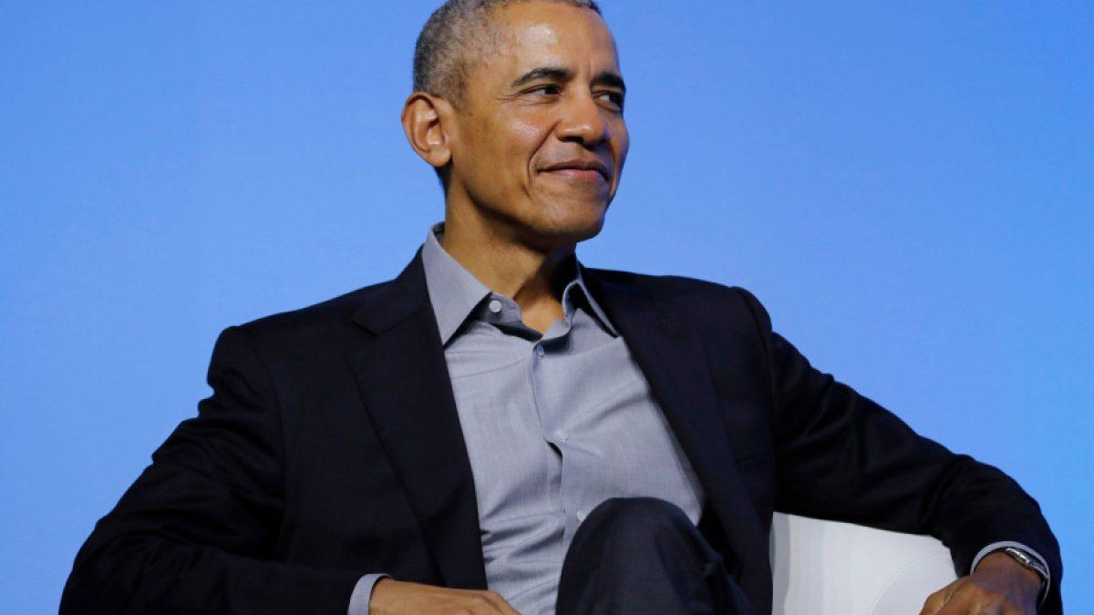Barack Obama e nonna Palmira