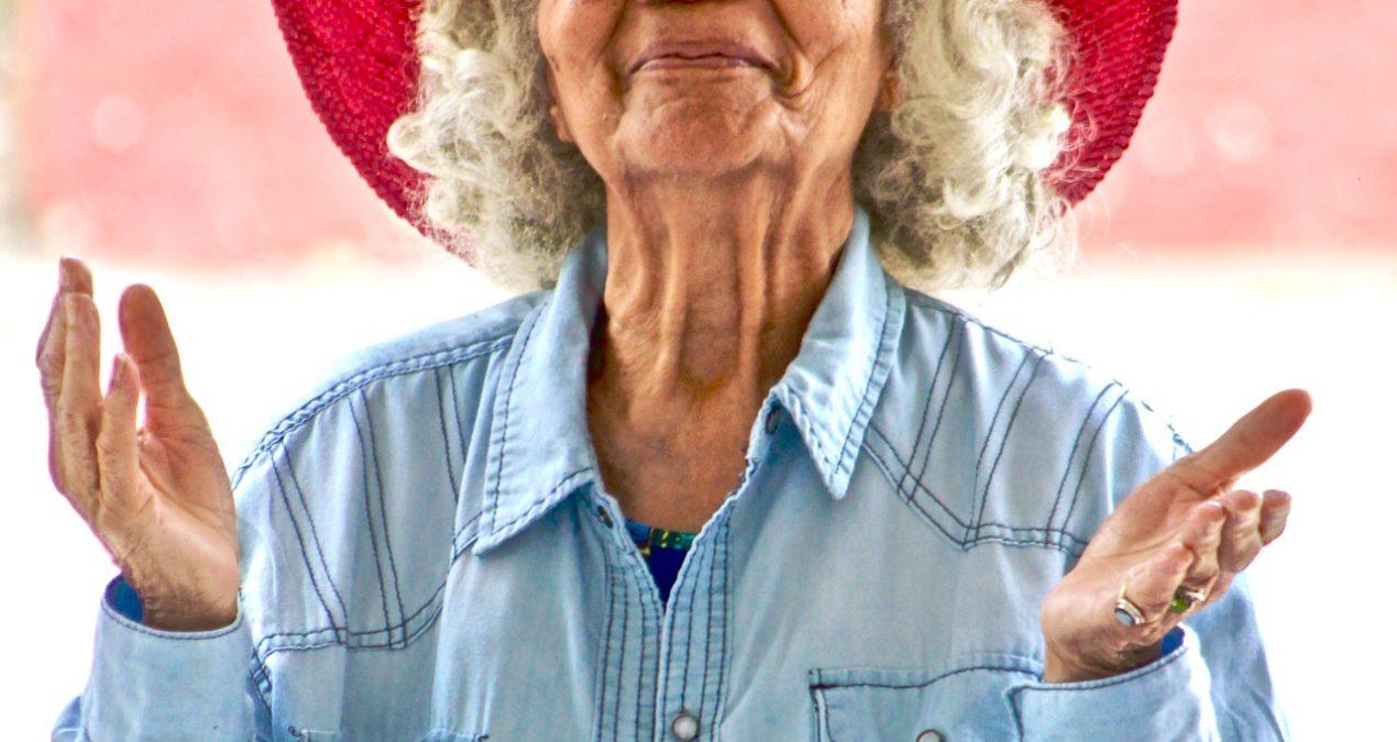 La vecchiaia è una brutta… Stronza!