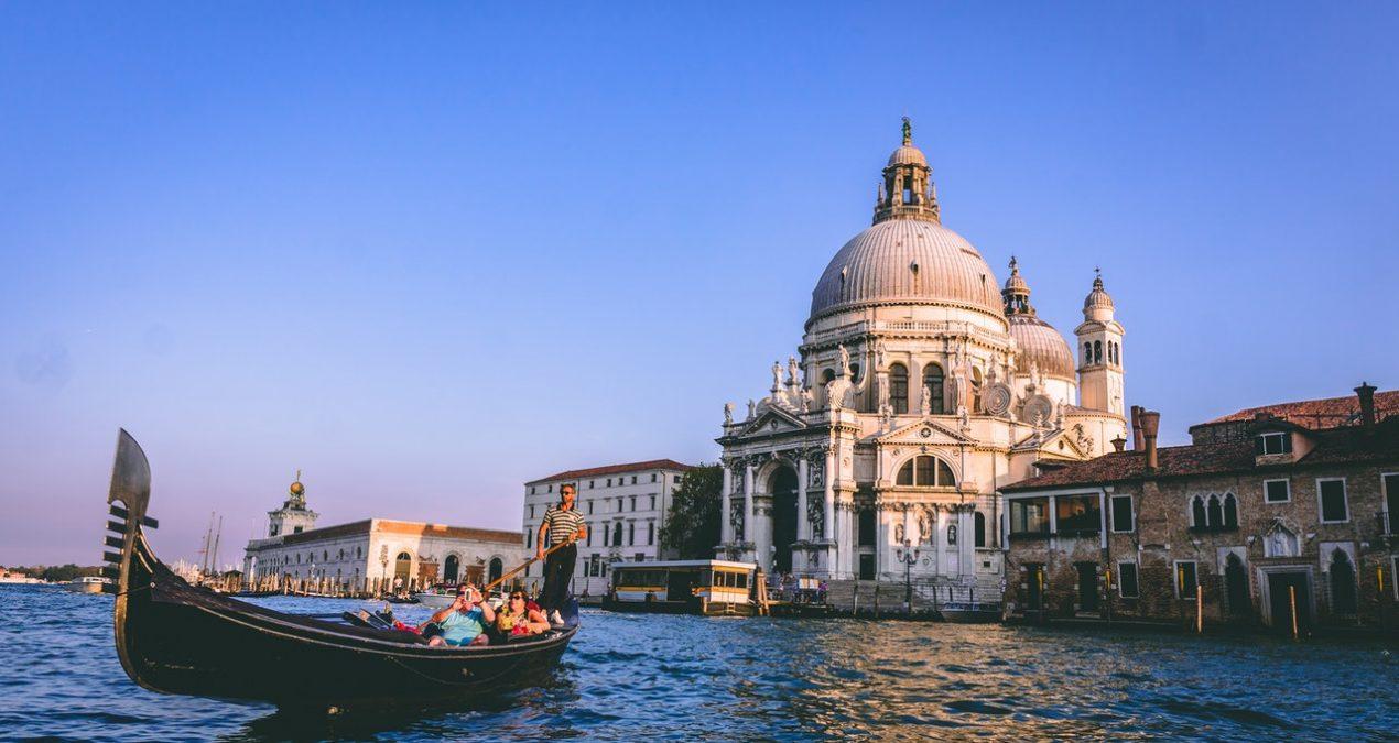 Dal Vostro Inviato a Venezia: lavori in corso