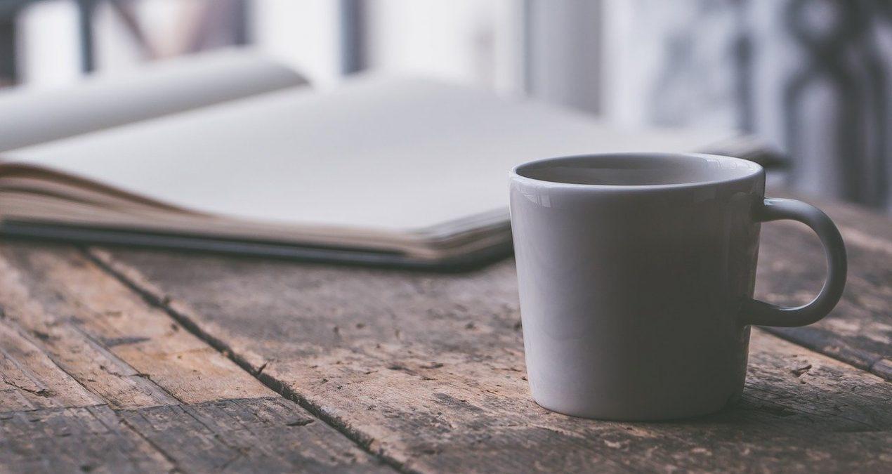 La routine degli scrittori: dubbi e caffè