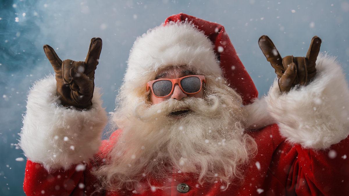 Babbo Natale vs Gesù Bambino