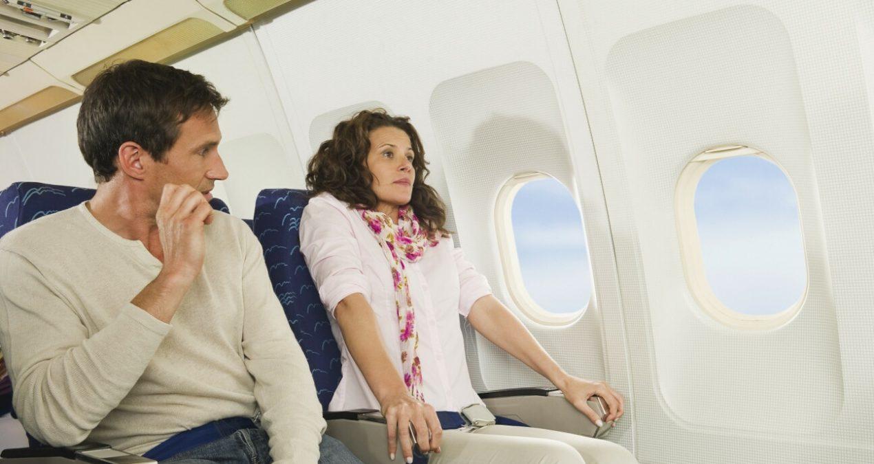 Viaggi in aereo: cinque cose che ti daranno fastidio