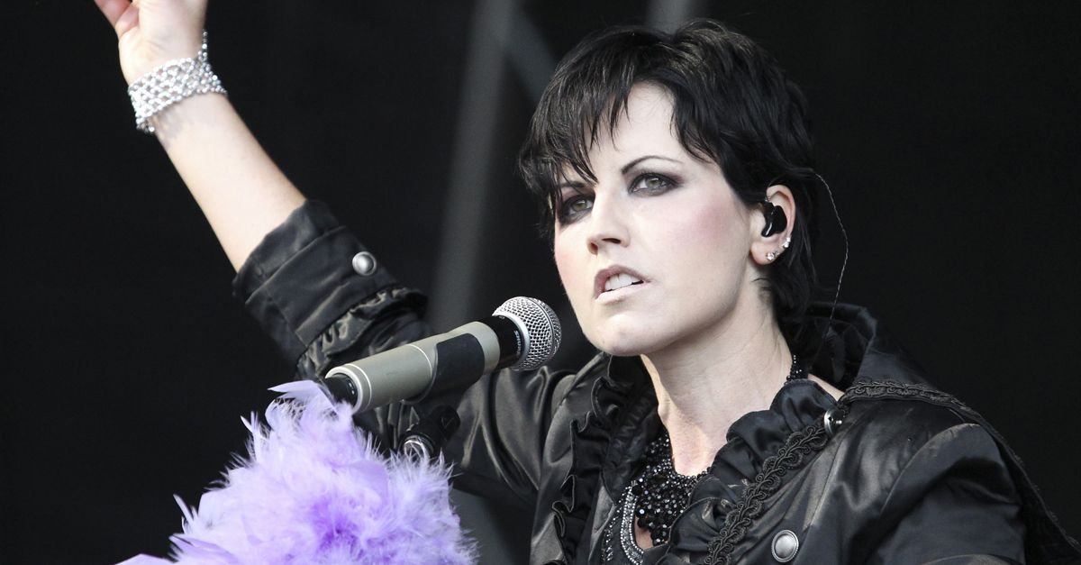 Dolores O'Riordan: Just our immagination