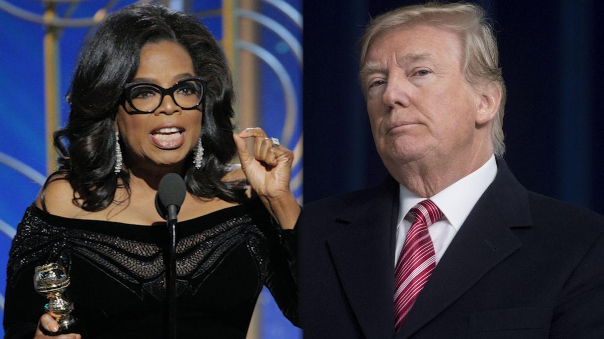Oprah Vs Trump: cronache dal futuro