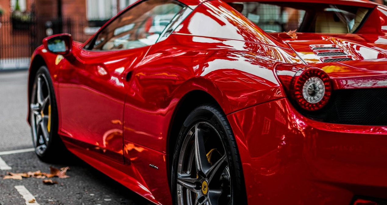 Sì, ho IL Ferrari e mi lamento