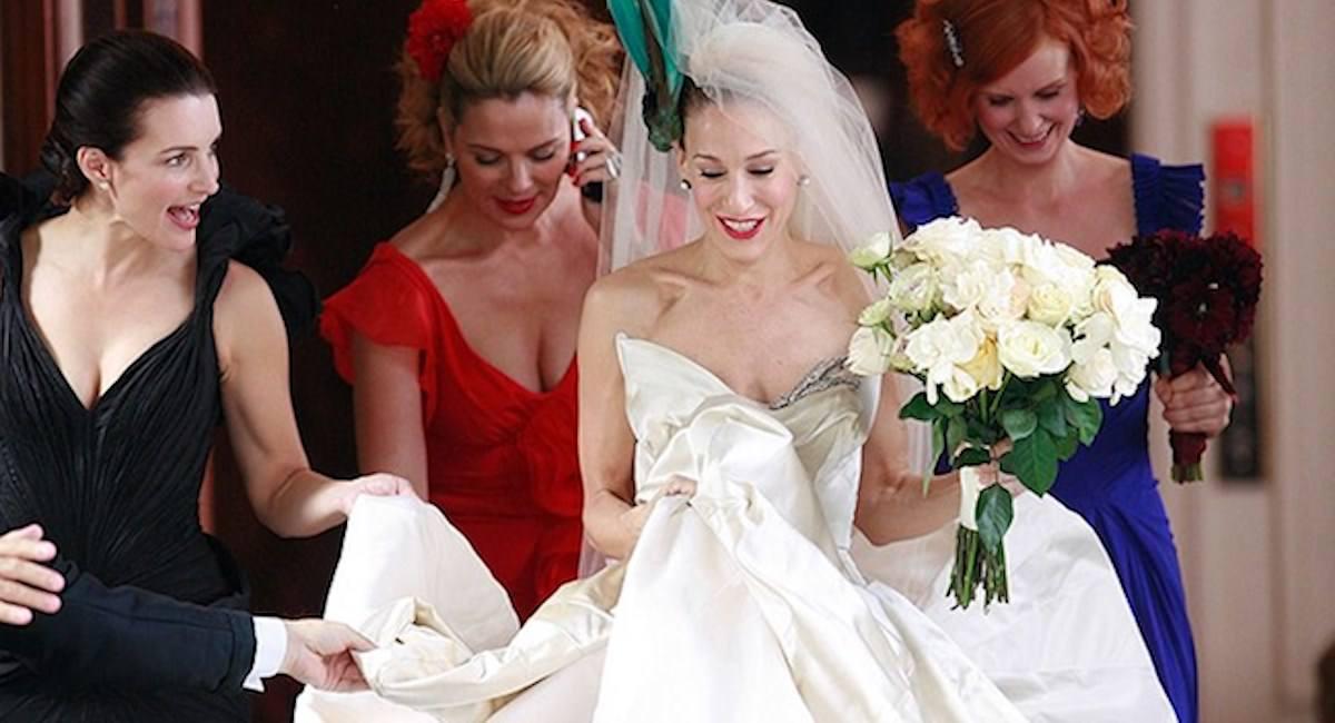 Il faticoso mestiere della wedding planner