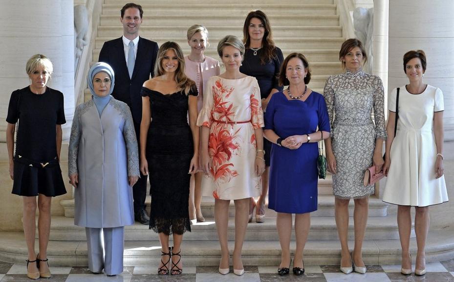 Melania e Brigitte: first ladies e sessismo