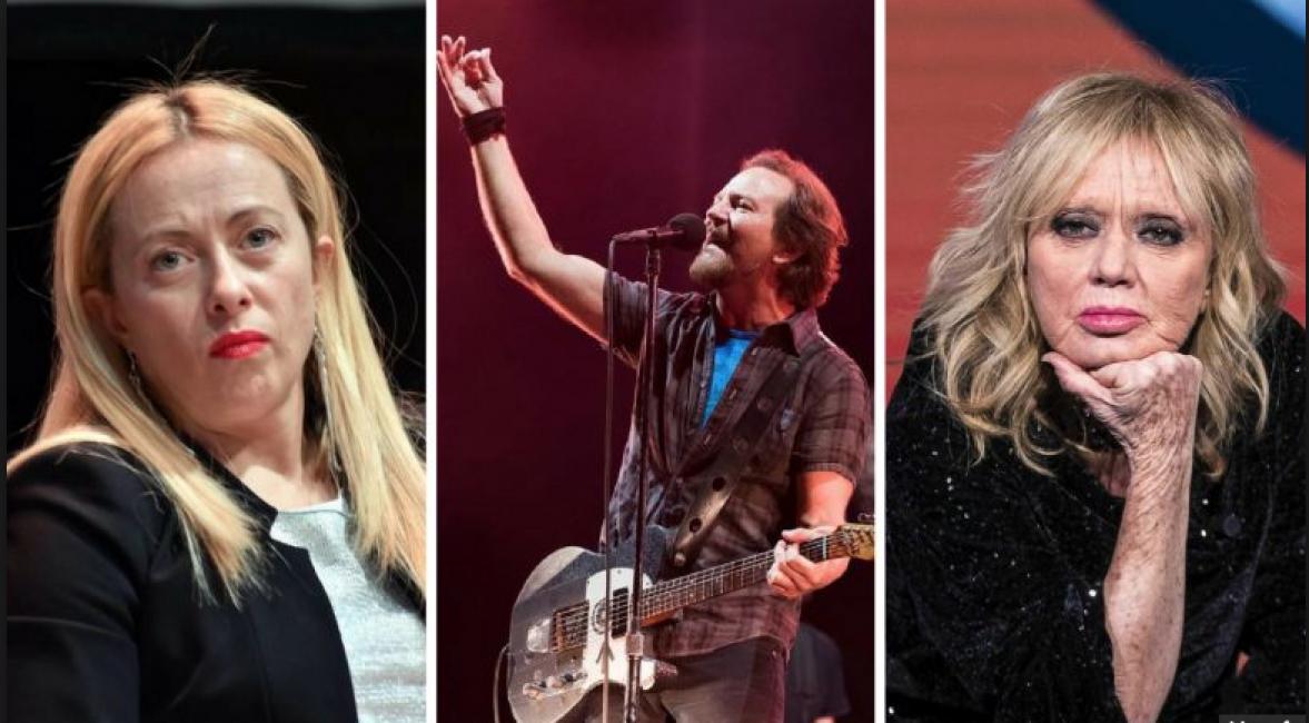 La musica ci salverà (Ma intanto come siamo passati dai Pearl Jam a Giorgia Meloni?)