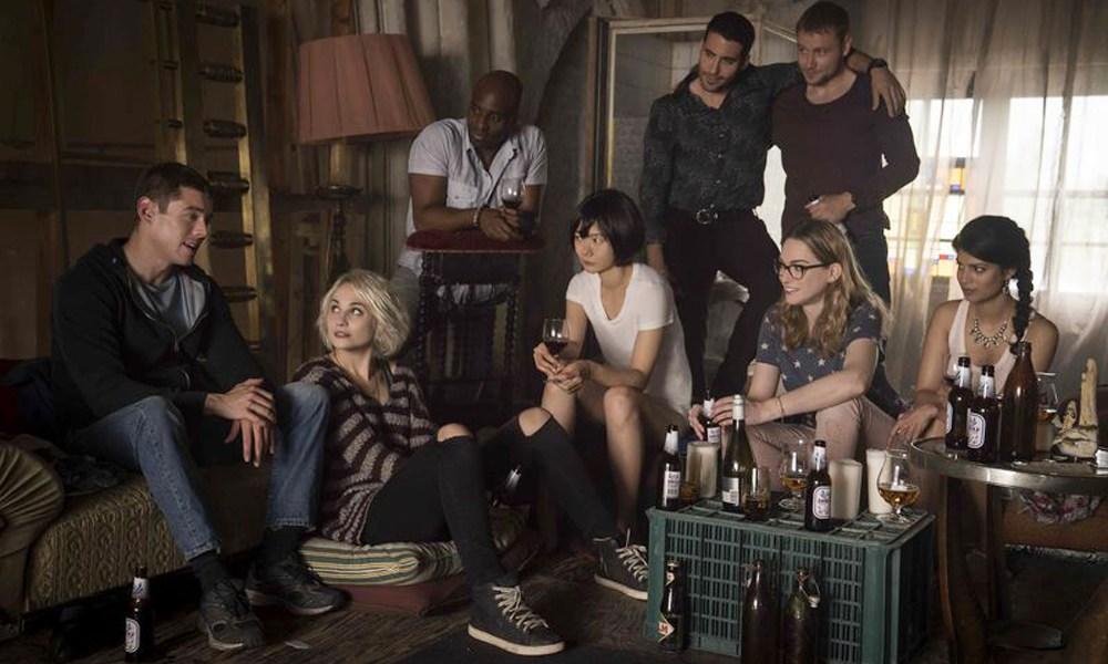 Sense8: La serie che ti salva dall'astinenza sessuale