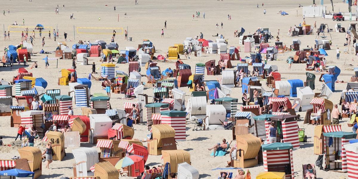 Tipi da spiaggia: le vere star dei lidi italiani