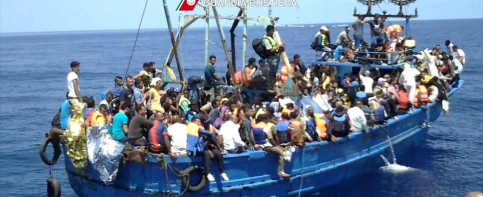 Che piacere avervi qui! ACCOGLIENZA migranti UE su base volontaria.