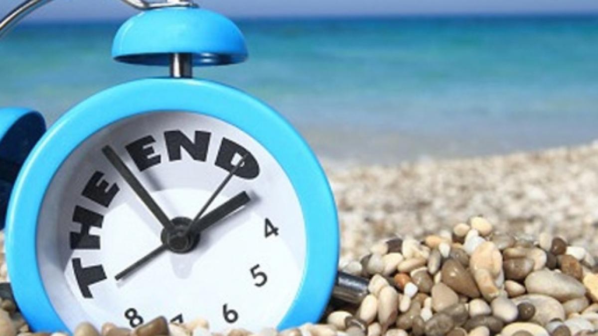 10 modi (alternativi) per non subire il trauma da rientro dalle vacanze estive