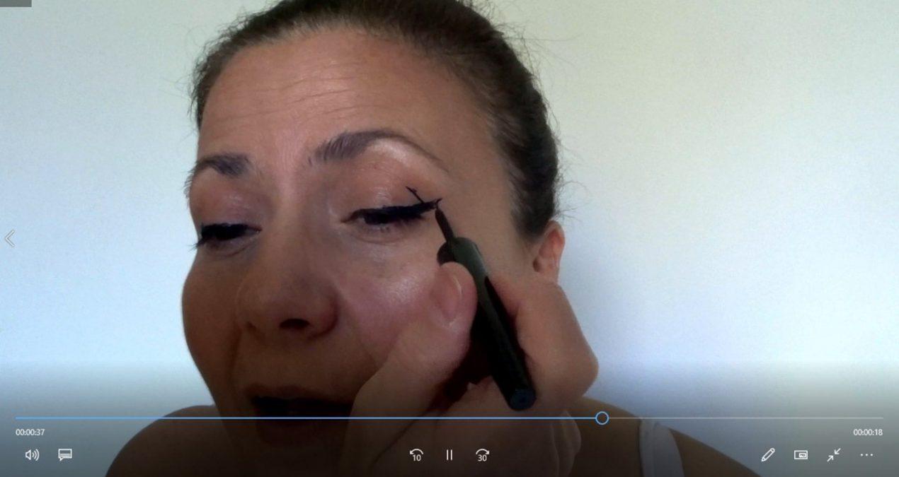 E Clio Make Up Muta!
