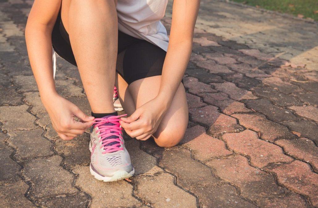 Cronaca di una aspirante runner: il primo giorno.