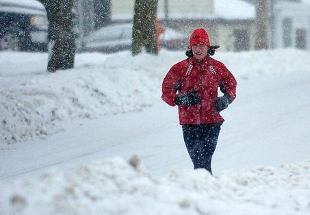 Cronaca di una aspirante runner: la prima settimana