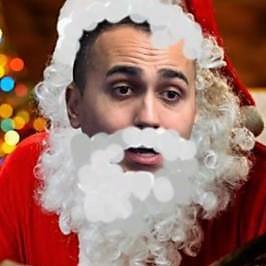 La Letterina a Babbo Natale di Luigi Di Maio