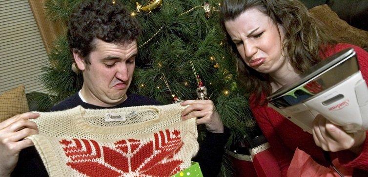 Scontrino di cortesia e altre misure da adottare contro regali di merda.