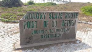 Badagri Nigeria schiavitù