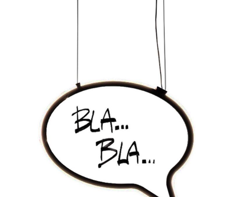 Storie di BlaBlaCar e BlaBlaBla dei maestri di vita