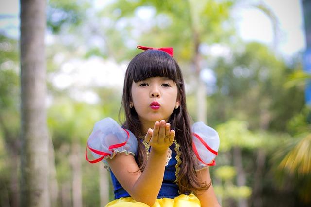 Principessa… a carnevale