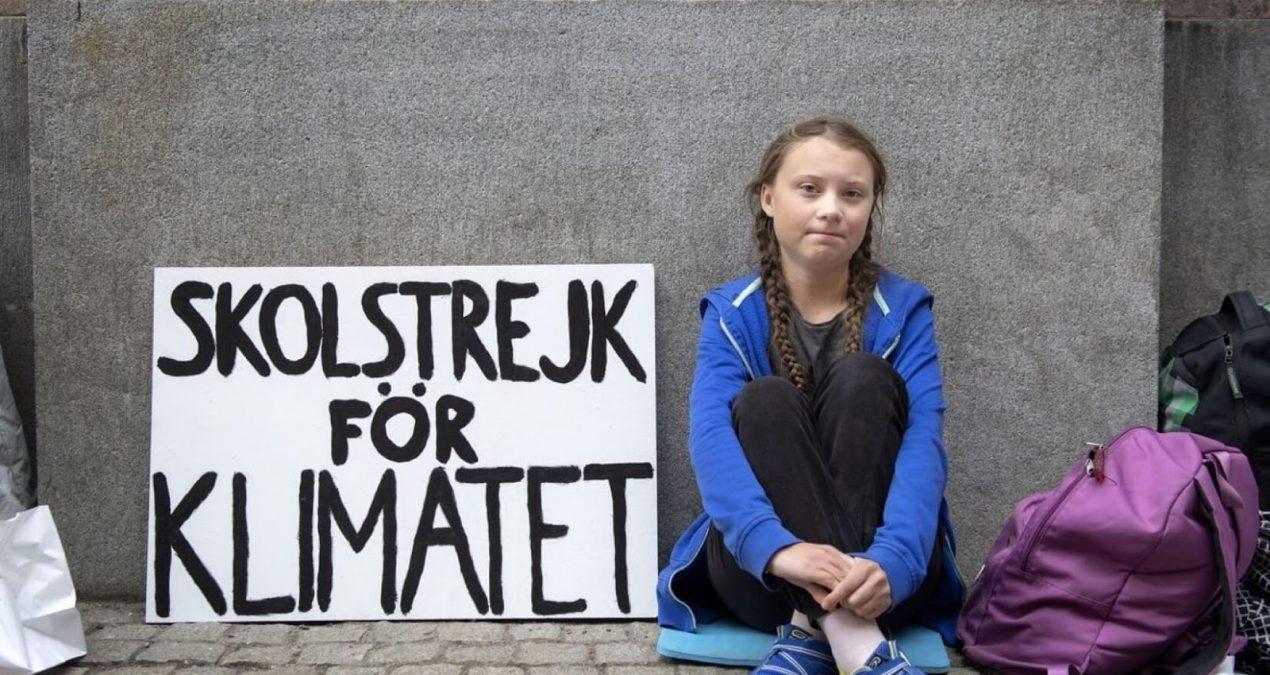 Greta Thunberg, normalmente eccezionale