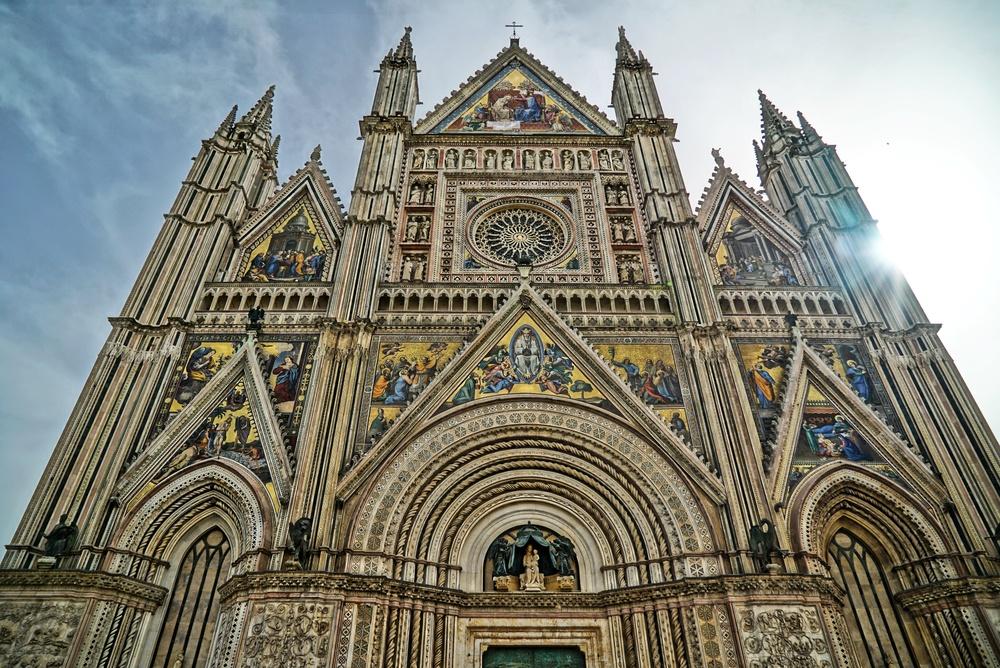 Il Duomo non è di legno ( zone erogene e dintorni)