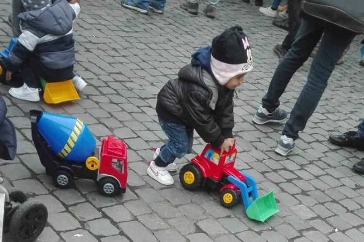 """""""Non gioco più"""" Disse Matteo a mio figlio"""