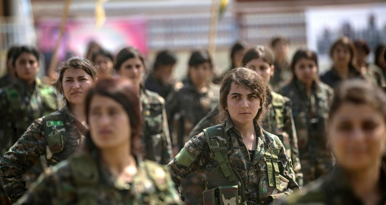 Le donne curde scrivono al mondo