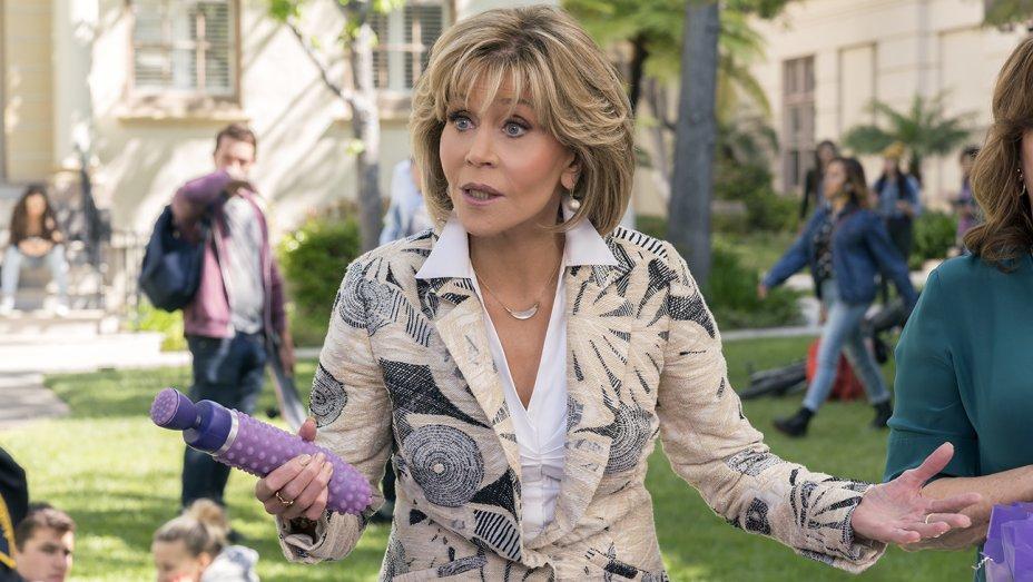 Jane Fonda, io da grande voglio essere te