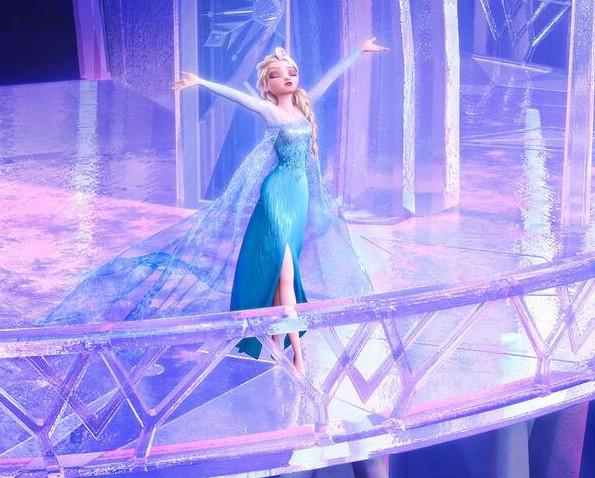 Un Natale proprio come Elsa