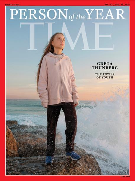"""Greta """"Persona dell'Anno"""" sul Time – Ecco le alternative"""