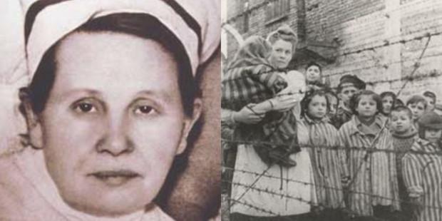 Stanislawa Leszczynska, l'ostetrica di Auschwitz