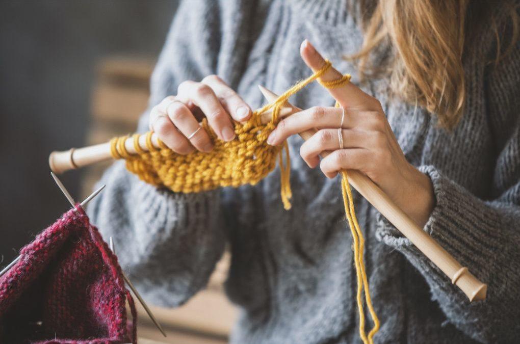 Syndrome consiglia: knitting o lavorare a maglia