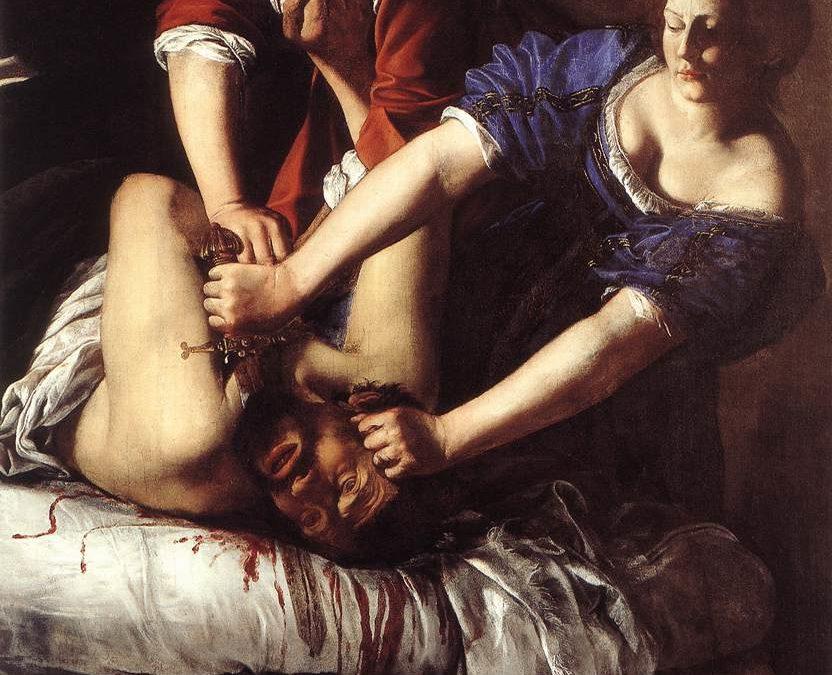 La passione di Artemisia, secondo me