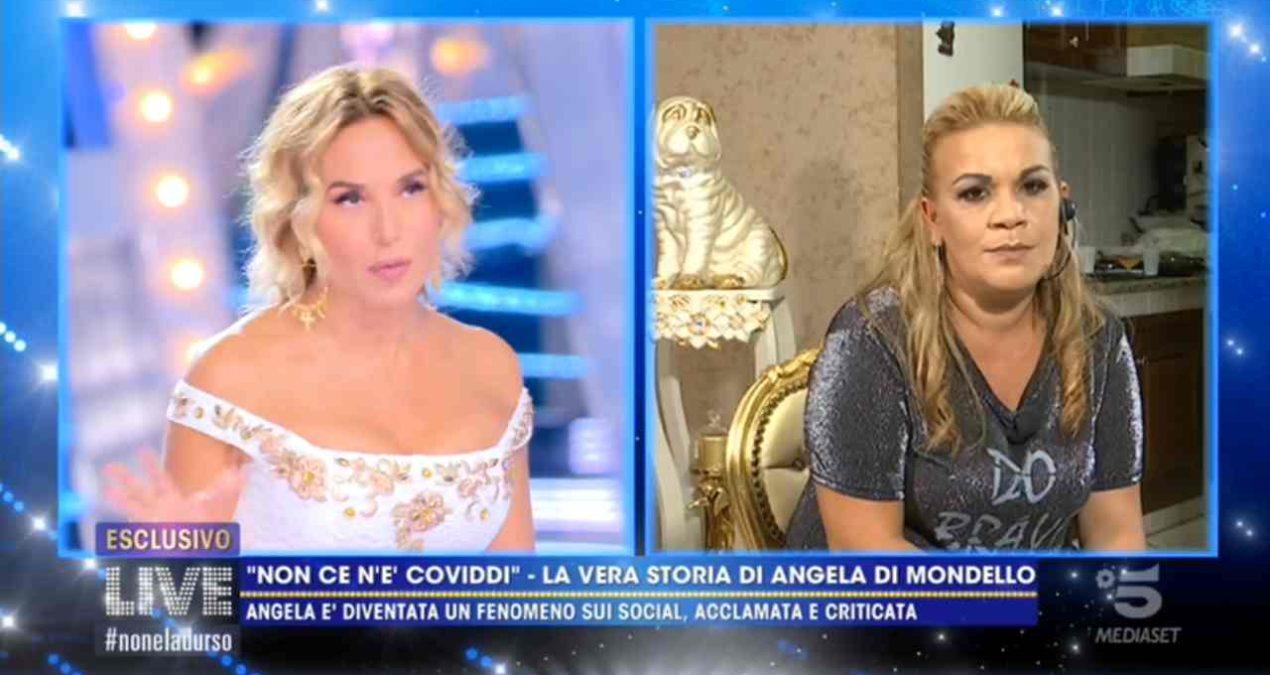 Angela da Mondello: forse ce n'è di coviddi qui